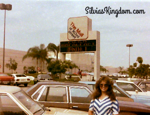 Summer 1984 - Near a Mall in North Miami Beach, FL