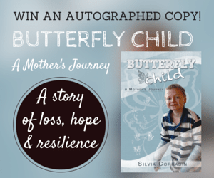 "New Giveaway for My Book ""Butterfly Child"""