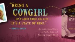 Fight With Cowgirl Spirit