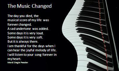 Music changed