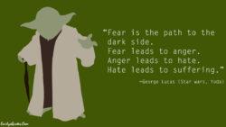 Living in Fear?