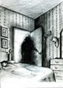 My Non-Celebrity Ghost Story